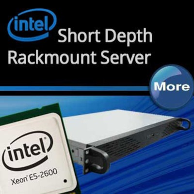 Intel Short Rackmount